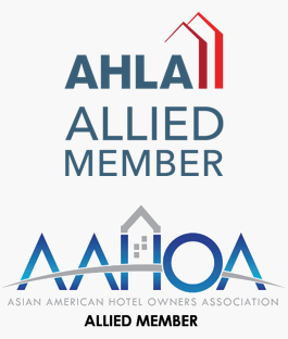 Approved member of AHLA and AAHOA